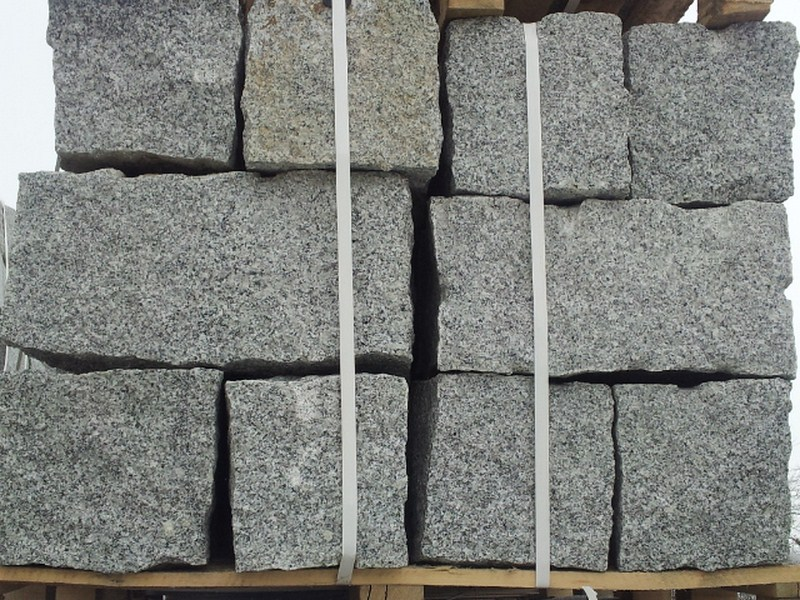 granit mauersteine grau 25 25 50cm interbruk s c. Black Bedroom Furniture Sets. Home Design Ideas